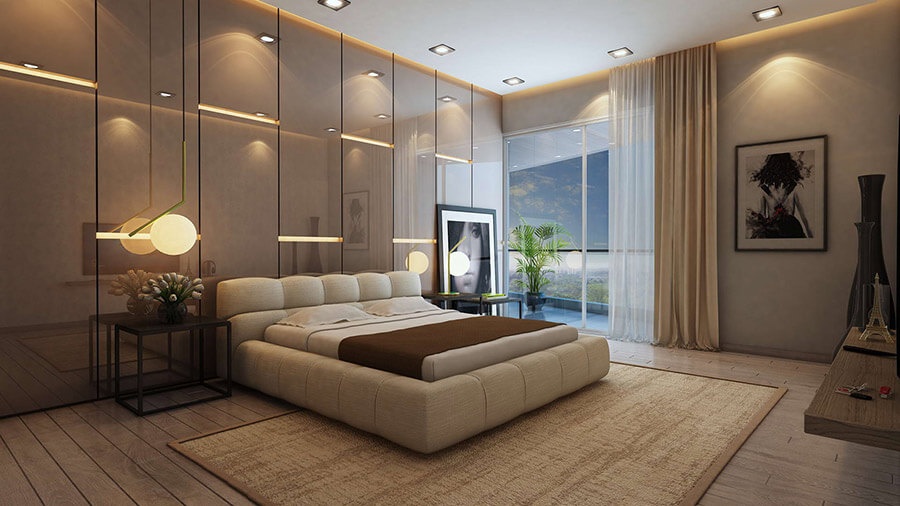4 BHK Plans For Flats in Pune | 4 Bedroom Flats For Sale in Pune West | Montclaire